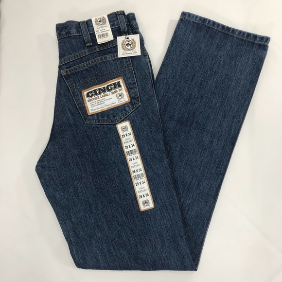 23cfa5f7 Cinch Jeans   Bronze Label Slim Fit Size 29x34 Mens   Poshmark